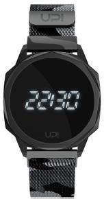 UPWATCH ICON BLACK CAMOUFLAGE LOOP BAND