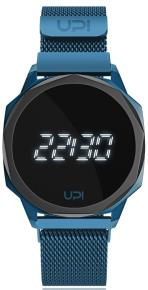 UPWATCH ICON BLUE BLACK LOOP BAND