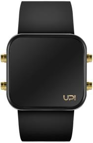 UPWATCH LED MINI GOLD BLACK
