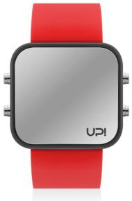 Upwatch Led Black Red